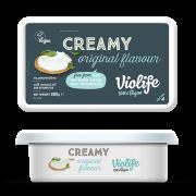 Queso crema vegano de untar Original 200gr Violife