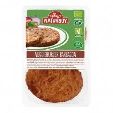 Veggieburguer Barbacoa 200gr Natursoy