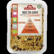 Arroz con Quinoa Bio 230gr Natursoy