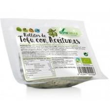 Rollitos de Tofu con Aceitunas 200gr Soria Natural
