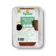 Libritos seitan con queso Bio 180gr Vegetalia