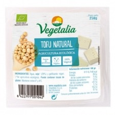 Tofu natural 250gr Vegetalia