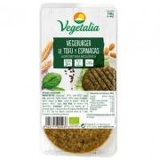 Hamburguesas de tofu y espinacas 160gr BIO Vegetalia