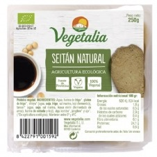 Seitán Natural 250gr Vegetalia