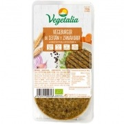 Hamburguesa vegeburguer seitan zanahoria 160gr vegetalia