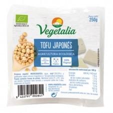 Tofu estilo Japonés 250gr Vegetalia