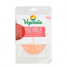 Embutido vegetal Mortadela 100gr Bio Vegetalia