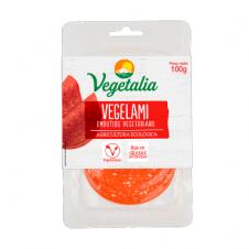 Embutido vegetal Salami 100gr Bio Vegetalia