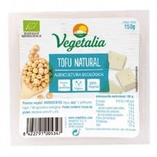 Tofu natural 150gr Vegetalia