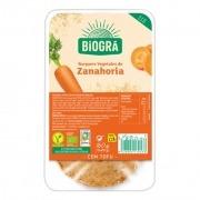 Hamburguesa Tofu Zanahoria 160gr Biogra