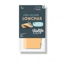 Lonchas veganas sabor Pollo 200gr Violife