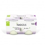 Yogur natural de Cabra 2x125gr Nadols