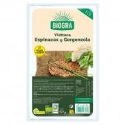 Vistteca Espinacas Gorgonzola 90gr Biogra