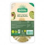 Hamburguesa Tofu Alcachofa 160gr Biogra