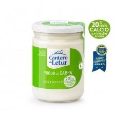 Yogur ecológico de Cabra 420gr El Cantero de Letur