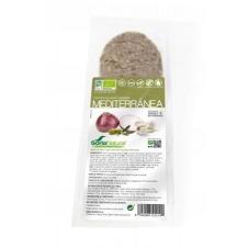 Hamburguesa vegetal Mediterránea 160gr Soria Natural