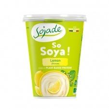 Yogur de Soja sabor Limón So Soja! 400gr Sojade