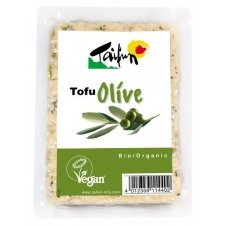 Tofu con Olivas 200gr Taifun