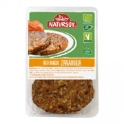 Hamburguesa de tofu y Zanahoria 2 Unidades Natursoy