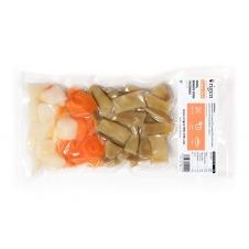 Patata, Judía verde y Zanahoria al vacío 300gr Origen