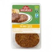 Hamburguesa Tofu y Queso 2 Unidades Natursoy