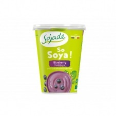 Yogur de Soja sabor Arándanos So Soja! 400gr Sojade
