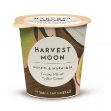 Yogur vegano de Coco sabor Mango y Maracuyá 125gr Harvest Moon