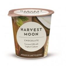 Yogur vegano de Coco sabor Chocolate 125gr Harvest Moon
