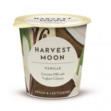 Yogur vegano de Coco sabor Vainilla 125gr Harvest Moon