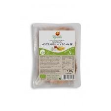 Raviolis de Mozzarella y Tomate 250gr Vegetalia