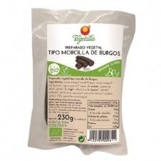 Preparado vegetal tipo Morcilla de Burgos bio 230gr Vegetalia