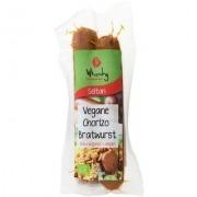 Embutido Chorizo vegan salchicha Seitan 130gr Wheaty