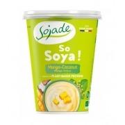 Yogur de Soja Mango y Coco Bio 400gr Sojade