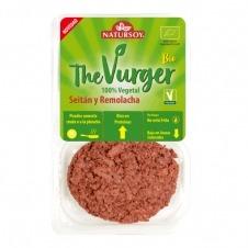 The Vurger Hamburguesa vegana 160gr Natursoy