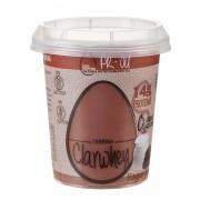Tarrina clarwhey proteinas sabor Yogur y Cacao 120gr PR-OU