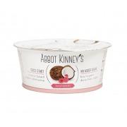 Yogur de Coco y Frambuesas Bio vegan 125ml Abbot Kinney's