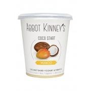 Yogur de Coco y Mango Bio vegan 400ml Abbot Kinney's