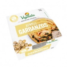 Hummus Garbanzos 240gr Vegetalia