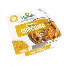 Hummus Cúrcuma 240gr Vegetalia