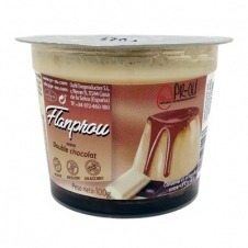 Flanprou sabor doble chocolate 100gr PR-OU