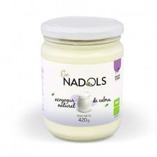 Ecoyogur Natural de Cabra 420gr Nadols