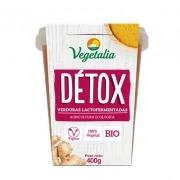 Verduras Lactofermentadas Detox 400gr Vegetalia