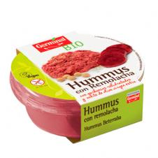 Hummus con Remolacha 130gr Germinal Bio