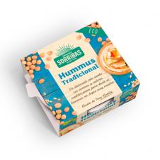 Hummus Tradicional Eco 200gr Obrador Sorribas