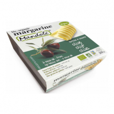 Margarina de Oliva Bio-Orgánica 250gr Mandolé
