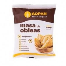 Masa de Obleas sin Gluten 290gr Adpan