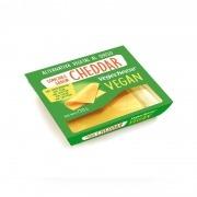 Lonchas veganas sabor Cheddar 150 Gr Vegecheese