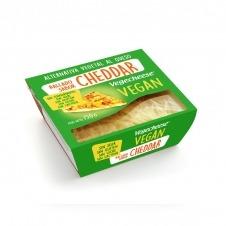 Queso vegano rallado sabor Cheddar 150gr Vegecheese