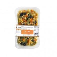 Ensalada de Garbanzos y verduras 300gr Origen