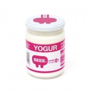 Yogur de Cabra 0%MG Bio 420 gr Beee